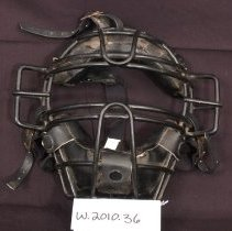 Image of W.2010.36 - Mask, Catcher's