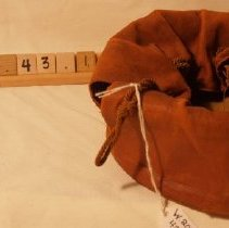 Image of W.2011.43.1 - Bag, Collar