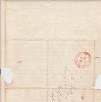 Image of Fletcher letter address