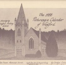 Image of 1988 WA Art Club Calendar