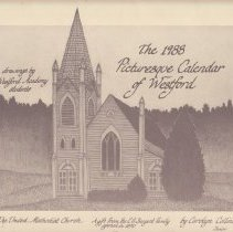 Image of 1988 WA Art Club Calendar