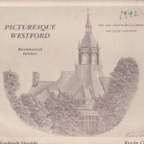 Image of 1992 WA Art Club Calendar