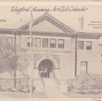 Image of 1994 WA Art Club Calendar