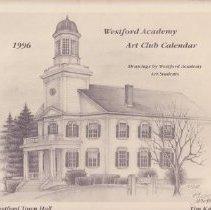 Image of 1996 WA Art Club Calendar