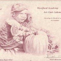 Image of 1997 WA Art Club Calendar