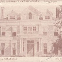Image of 2001 WA Art Club Calendar
