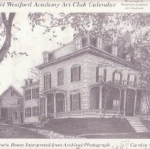 Image of 2004 WA Art Club Calendar