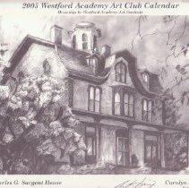 Image of 2005 WA Art Club Calendar