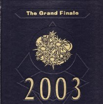 Image of W.2003.106 - Yearbook