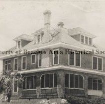 """Image of The """"Lake House"""" - Atlantic Beach , Florida ( 1925 -1949) Known as the """"Lake House"""" -Owned by R.R. Lake from 1925- 1949. Built by  Frances P. Fleming, of Jacksonville, in 1924 199 Beach Avenue, Atlantic Beach, Florida"""