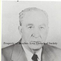 Image of George A. Pritchard, Portrait - Portrait:     George A. Pritchard, portrait.