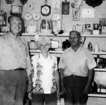 Image of First Proctor Hardware Store - Jacksonvile Beach, Florida  (approximately 1943)