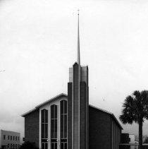 Image of First Baptist Church, 5th Street North - Jacksonville Beach, Florida  First Baptist Church, 324 5th Street, North
