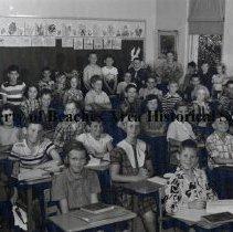 Image of Mrs. Trotter's Fourth Grade - School #50 - Jacksonville Beach Elementary School, Florida   Mrs. Trotter's Fourth Grade