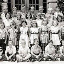 Image of Jacksonville Beach Grammar School #50, 1953 - 1954 - Jacksonville Beach Grammar School #50  1953 - 1954  Unspecified  Grade