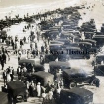 Image of Cars on the beach