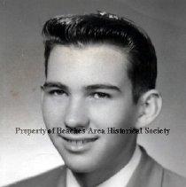 Image of Portrait of Danny Howard - Jacksonville Beach, Florida  Danny Howard - probably high school photo