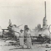Image of Atlantic Beach Hotel ruins