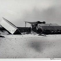 Image of Hurricane Dora damage