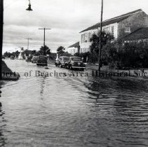 Image of Flooded Street 1947