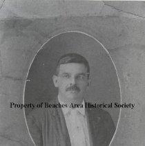 Image of Portrait of James D. McCormick, Mayor of Mayport, Florida - Mayport, Florida    Portrait of James D. McCormick, Mayor of Mayport.       (also see P-416 for later photo.)