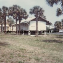 Image of Mayport Depot, Pablo Historic Park - Jacksonville Beach, Florida  Mayport Depot, Pablo Historic Park, 425 Beach Blvd., prior to restoration.