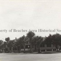 Image of Willard Lodge, Jacksonville Beach, FL - Willard Lodge, 2nd Avenue N, between First Street and 2nd Street, Jacksonville Beach, FL