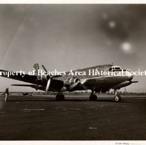 Image of A Capital Airlines Mystery Flight - A Capital Airlines Mystery Flight, a mystery flight is one in which the passengers do not know the destination. Also see P-4935.  Aviation, plane, pilot, flight