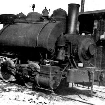 Image of Buckman & Pritchard Train