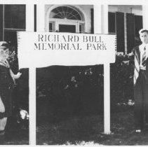 Image of George Bull Sr. & C. Wilcox