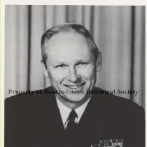 Image of Rear Admiral Kenneth C. Wallace, USN - Rear Admiral Kenneth C. Wallace, USN Portrait.