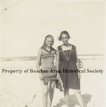 Image of Thelma Shad & Mrs. H.L. Monroe