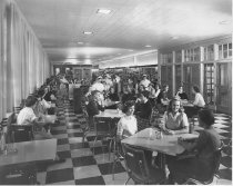 Image of Terrace room, MWC, 1955