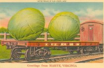 Image of Greetings from Marye, VA
