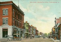 Image of Main St, showing  Post Office