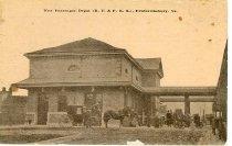 Image of R.F. & P.R.R. Passenger Depot
