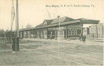 Image of RF & P Passenger Depot