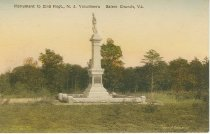 Image of 23rd Rgt., NJ Monument