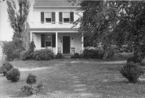 Image of John Rector's home. Cornell &