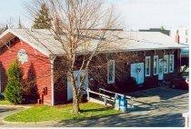 Image of Narrow Gauge RR Depot  Fredericksburg