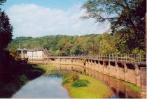 Image of Embrey Dam  - Fredericksburg, Virginia 2002
