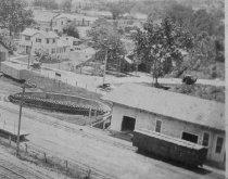 Image of Virginia Central Railroad Building, Fredericksburg, Virginia