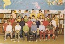 Image of Hugh Mercer Elementary School Florence Scott's Classroom Photograph