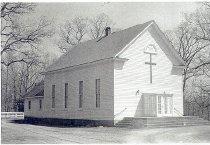 Image of Shady Grove Church 1968