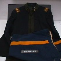 Image of full uniform