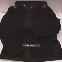 Image of uniform coat