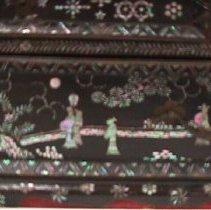 Image of closeup of inlay