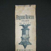 Image of Ribbon, Commemorative - G.A.R./Reunion