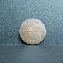 Image of Token - Half Penny