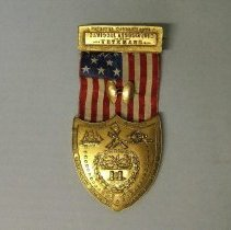 Image of Medal, Military Society - National Association of Veterans